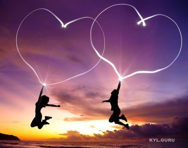 Притча: так вот почему любовь слепа!